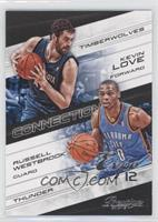 Kevin Love, Russell Westbrook /5