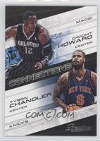 Dwight Howard, Tyson Chandler