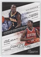 Jrue Holiday, Darren Collison