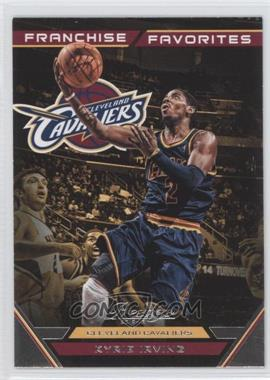2012-13 Prestige Franchise Favorites #19 - Kyrie Irving