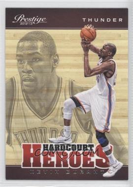 2012-13 Prestige Hardcourt Heroes #3 - Kevin Durant