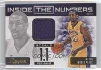 Metta World Peace /25