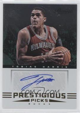 2012-13 Prestige Prestigious Picks Signatures #18 - Tobias Harris