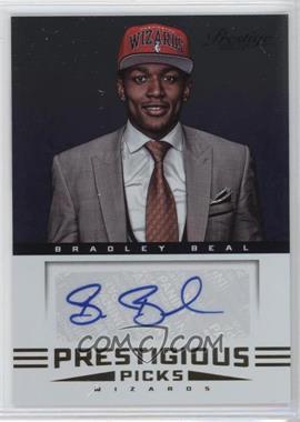2012-13 Prestige Prestigious Picks Signatures #47 - Bradley Beal