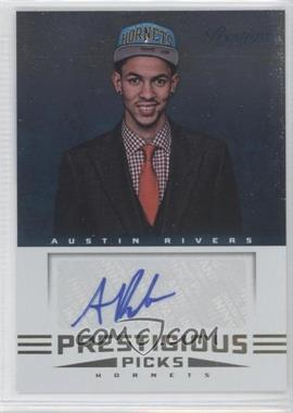 2012-13 Prestige Prestigious Picks Signatures #54 - Austin Rivers