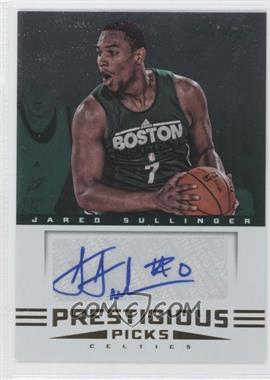 2012-13 Prestige Prestigious Picks Signatures #65 - Jared Sullinger