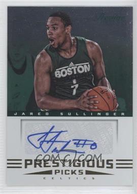 2012-13 Prestige Prestigious Picks Signatures #65 - Jared Sullinger