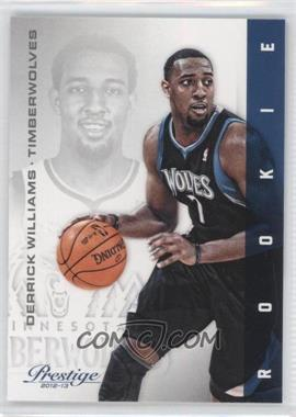 2012-13 Prestige #152 - Derrick Williams