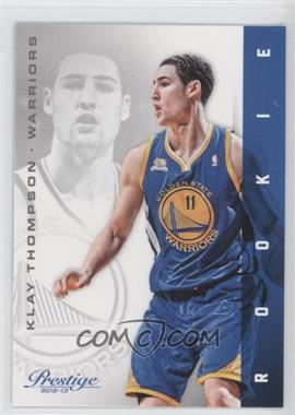 2012-13 Prestige #155 - Klay Thompson