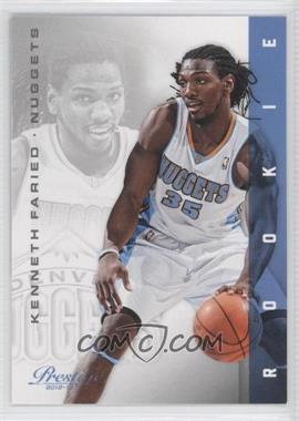 2012-13 Prestige #158 - Kenneth Faried