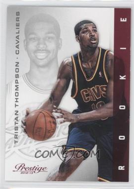 2012-13 Prestige #161 - Tristan Thompson