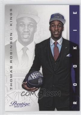 2012-13 Prestige #207 - Thomas Robinson