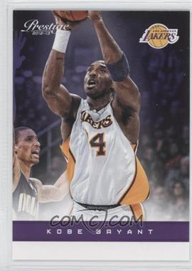 2012-13 Prestige #21 - Kobe Bryant