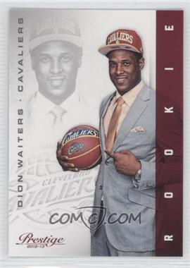 2012-13 Prestige #213 - Dion Waiters
