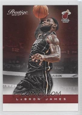 2012-13 Prestige #79 - Lebron James