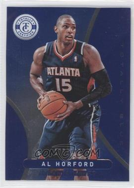 2012-13 Totally Certified - [Base] - Totally Blue #105 - Al Horford /299