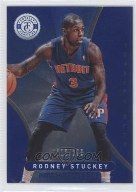 2012-13 Totally Certified - [Base] - Totally Blue #184 - Rodney Stuckey /299
