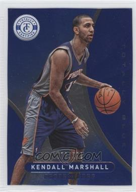 2012-13 Totally Certified - [Base] - Totally Blue #197 - Kendall Marshall /299