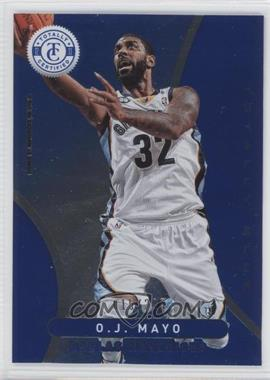 2012-13 Totally Certified - [Base] - Totally Blue #240 - O.J. Mayo /299