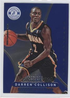 2012-13 Totally Certified - [Base] - Totally Blue #44 - Darren Collison /299