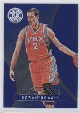 2012-13 Totally Certified - [Base] - Totally Blue #56 - Goran Dragic /299