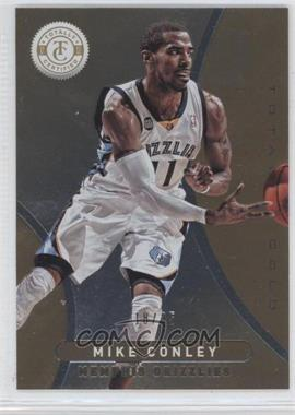 2012-13 Totally Certified - [Base] - Totally Gold #246 - Mike Conley /25