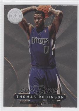 2012-13 Totally Certified - [Base] #10 - Thomas Robinson