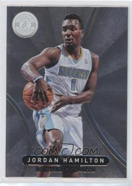 2012-13 Totally Certified - [Base] #140 - Jordan Hamilton
