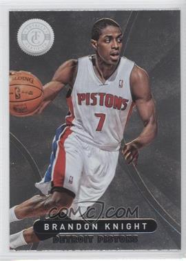 2012-13 Totally Certified - [Base] #213 - Brandon Knight