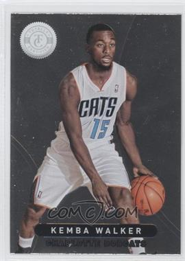 2012-13 Totally Certified - [Base] #216 - Kemba Walker