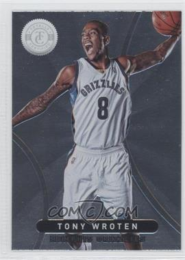 2012-13 Totally Certified - [Base] #276 - Tony Wroten
