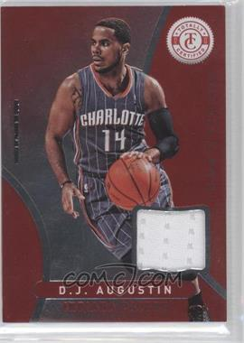2012-13 Totally Certified Memorabilia Totally Red #145 - D.J. Augustin