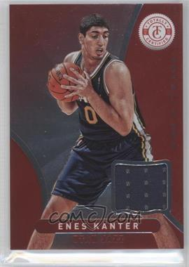 2012-13 Totally Certified Memorabilia Totally Red #151 - Enes Kanter