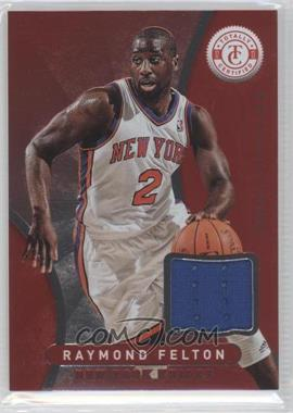 2012-13 Totally Certified Memorabilia Totally Red #45 - Raymond Felton