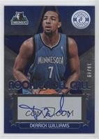 Derrick Williams /49