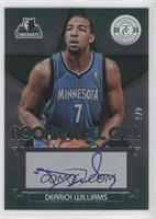Derrick Williams /5