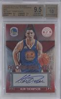 Klay Thompson /79 [BGS 9.5]