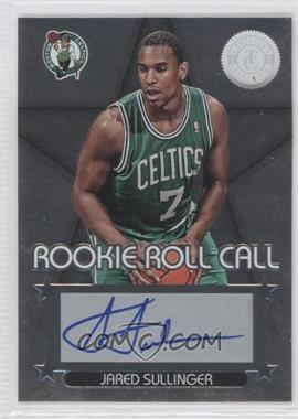 2012-13 Totally Certified Rookie Roll Call Silver [Autographed] #31 - Jared Sullinger