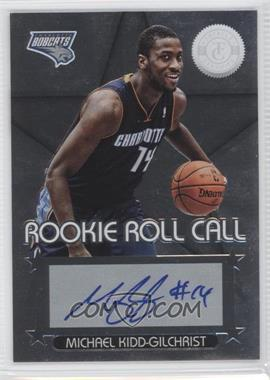 2012-13 Totally Certified Rookie Roll Call Silver [Autographed] #4 - Michael Kidd-Gilchrist