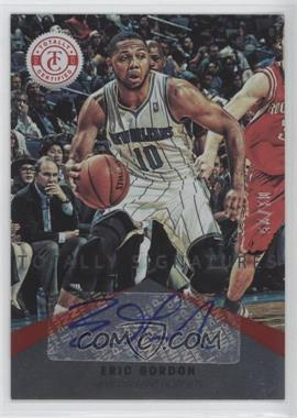 2012-13 Totally Certified Signatures Totally Red #4 - Eric Gordon /25