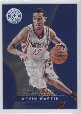 2012-13 Totally Certified Totally Blue #138 - Kevin Martin /299
