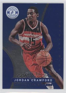 2012-13 Totally Certified Totally Blue #207 - Jordan Crawford /299