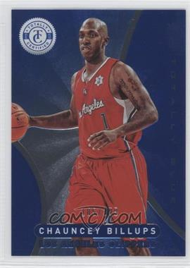 2012-13 Totally Certified Totally Blue #22 - Chauncey Billups /299