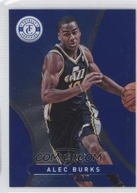 2012-13 Totally Certified Totally Blue #225 - Alec Burks /299