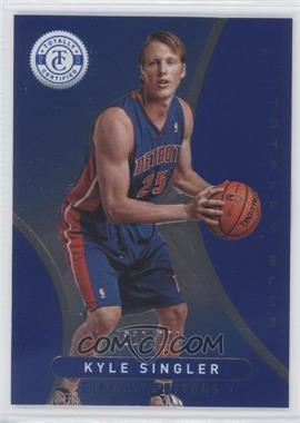 2012-13 Totally Certified Totally Blue #241 - Kyle Singler /299