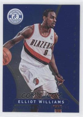 2012-13 Totally Certified Totally Blue #247 - Elliot Williams /299