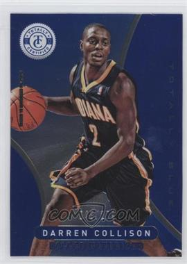 2012-13 Totally Certified Totally Blue #44 - Darren Collison /299