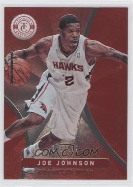 2012-13 Totally Certified Totally Red #118 - Joe Johnson /499