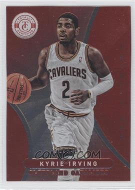 2012-13 Totally Certified Totally Red #12 - Kyrie Irving /499