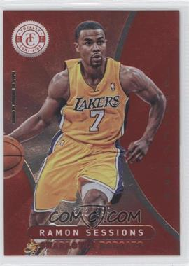 2012-13 Totally Certified Totally Red #178 - Ramon Sessions /499